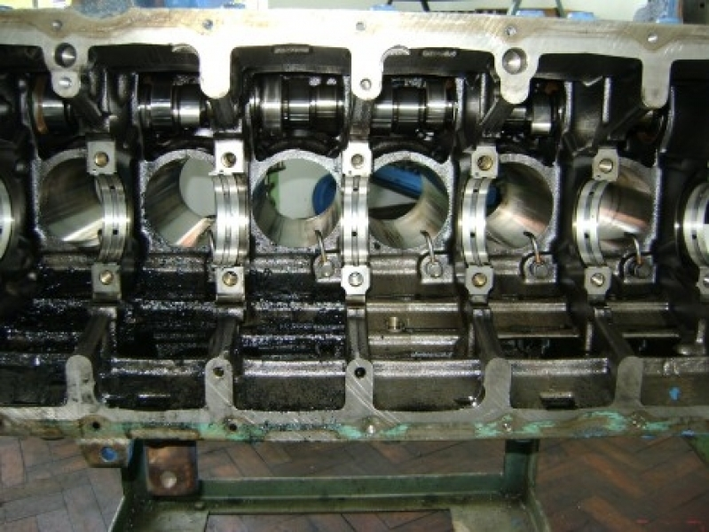 Empresa de Usinagem de Motor de Carro Vila Falchi - Usinagem de Motor