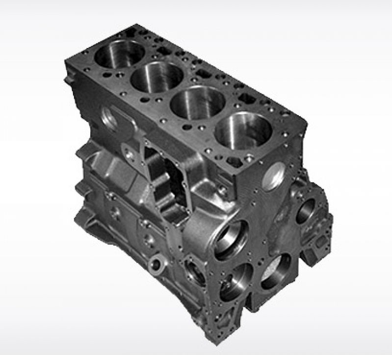 Retífica de Bloco de Motor de Alumínio Preço Santo Amaro - Retífica de Bloco Motor para Linha Automática