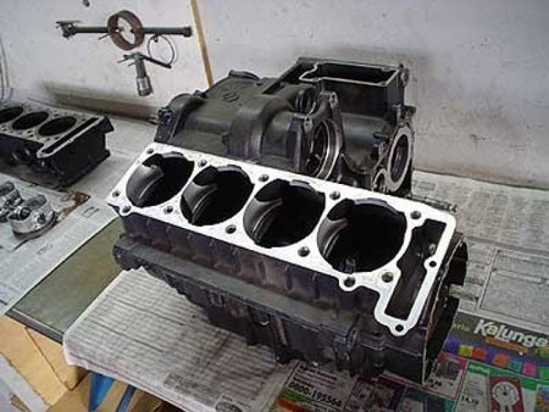 Retífica de Bloco Motor para Linha Automática Preço São Caetano do Sul - Retífica de Bloco Motor de Alumínio