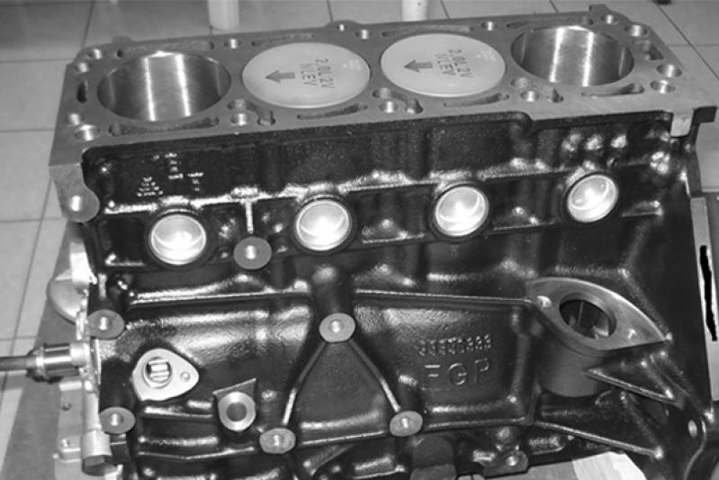 Retífica do Bloco do Motor  Preço Santo André - Retífica de Bloco Motor de Alumínio