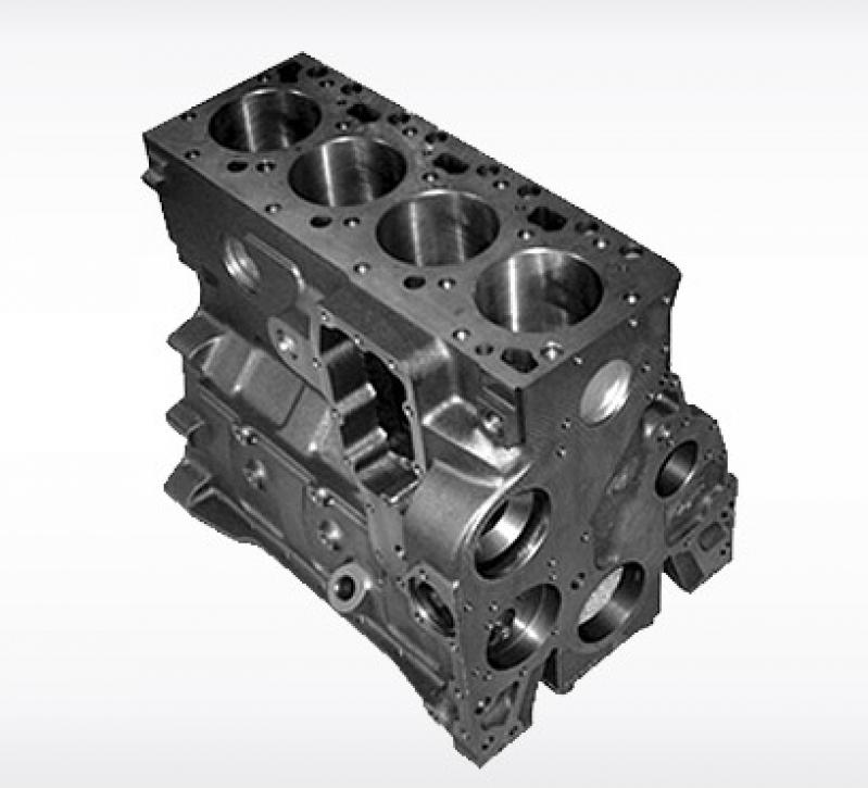 Retíficas do Bloco do Motores Brooklin - Retífica de Bloco Motor para Linha Automática