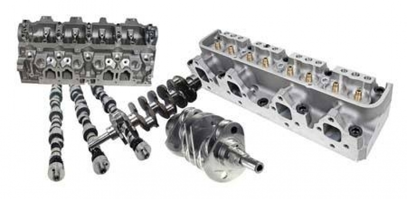 Retíficas para Motores de Carros Especiais Jockey Club - Retificação de Motor