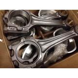 empresa de retífica da biela de motor de alumínio Vila Falchi