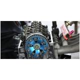 montagem de cabeçote motor Vila Magini