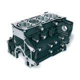 montagem de cabeçote motor para caminhão