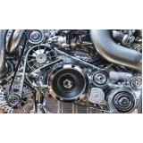 montagem de cabeçote motor