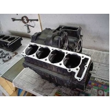 retífica de bloco motor para linha automática preço Pedreira