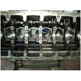 usinagens de motores a diesel Água Funda