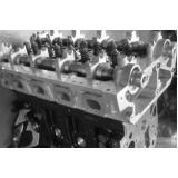 usinagens de motores para carros Jardim Columbia